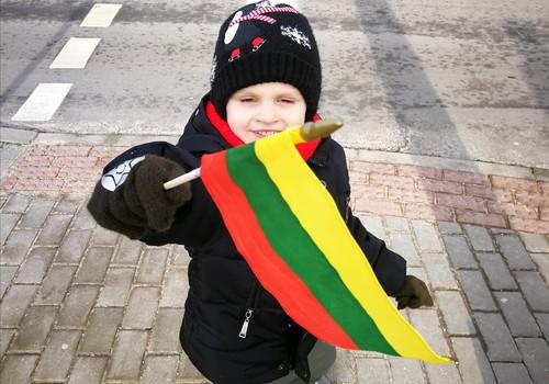 Su gimtadieniu, Lietuva!