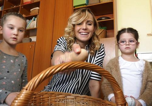 Ką matysite velykinėje laidoje: velykiniai pusryčiai su italo Luco šeima ir smagūs šventiniai žaidimai