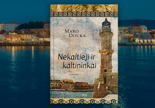 """""""Nekaltieji ir kaltininkai"""": romanas, privertęs ir pačius graikus atrasti kitą Kretos veidą"""