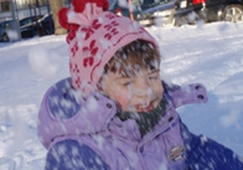 Vaikų ligos žiemą: meningitas, laringitas ir rotavirusas