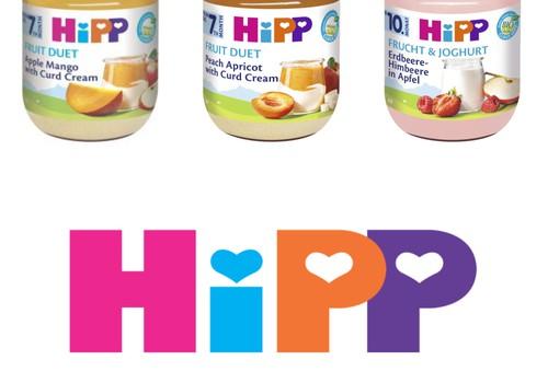 IEŠKOME 10+ mėn. mažylių, norinčių paragauti HiPP vaisių tyreles