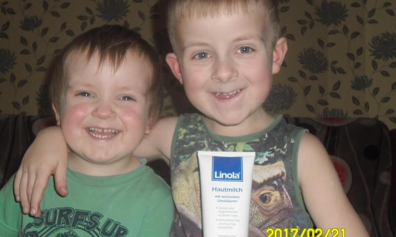Testuojame Linola Lotion, emulsija, 200 ml
