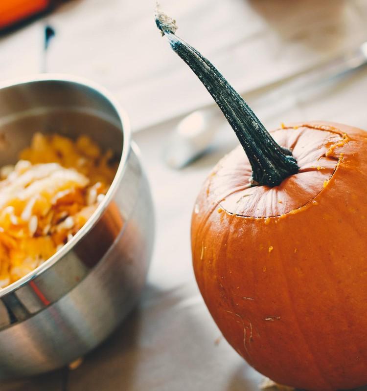 Moliūgas – ne tik Helovino puošmena, bet ir grožio šaltinis