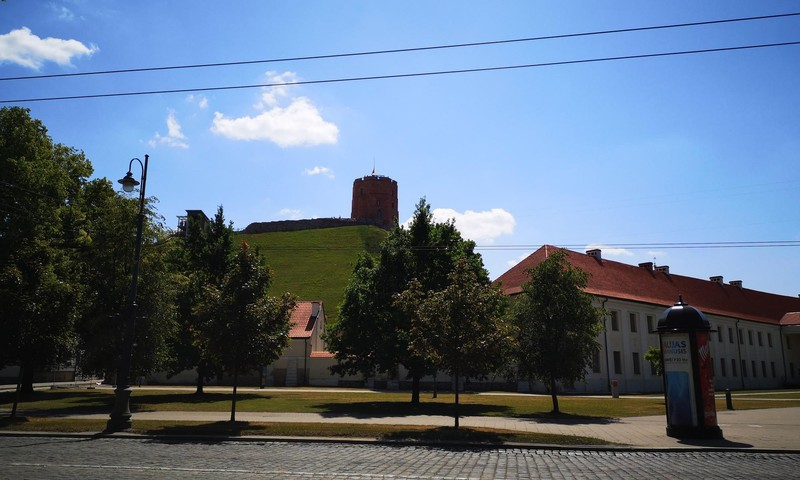 Vasaros gidas. Vilnius kitaip.