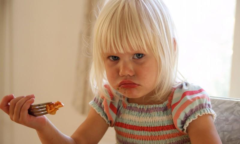 Kodėl vaikams būna blogas apetitas ir ką daryti?