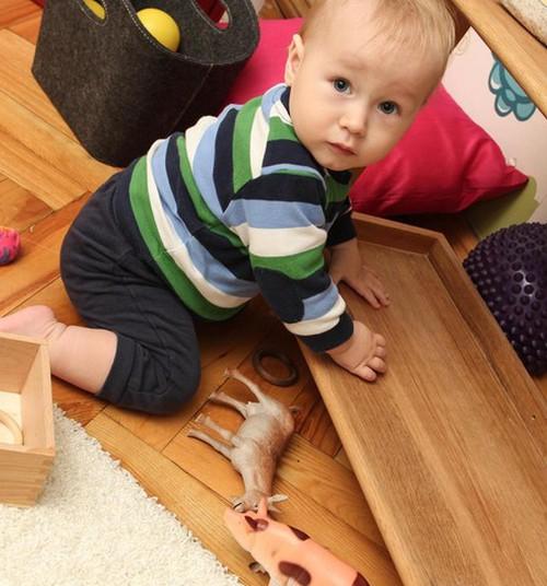 Mažylis ėmė vaikščioti: kaip išvengti traumų?
