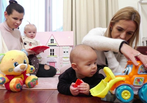 VIDEO: Kokie žaislai ir žaidimai mėgstamiausi Lauros Mazalienės šeimoje?
