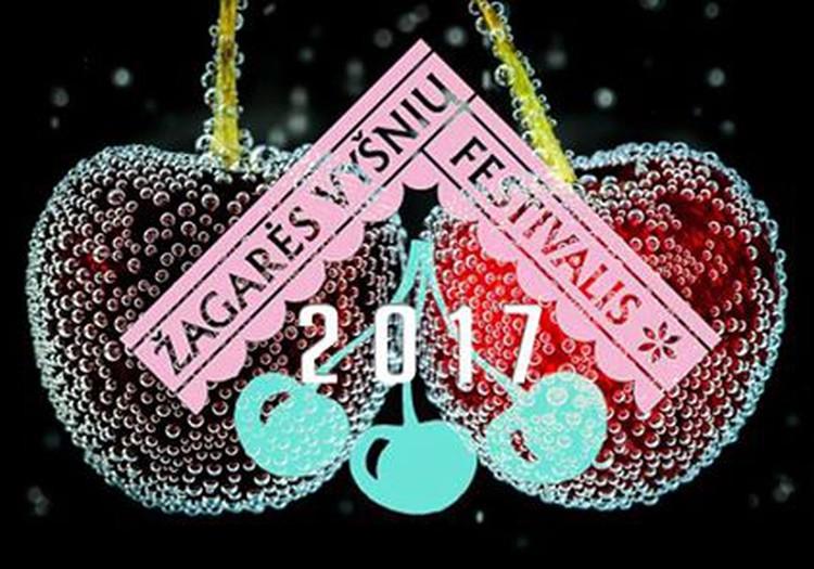 Šį savaitgalį - Žagarės vyšnių festivalis