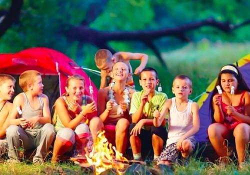 Vaikų enurezės problema vasaros stovykloje