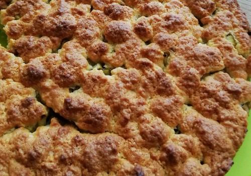 TOKIA MŪSŲ KASDIENYBĖ. Rabarbarų pyragas