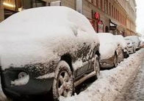 Lietuvoje daug kur snigo ir snigs