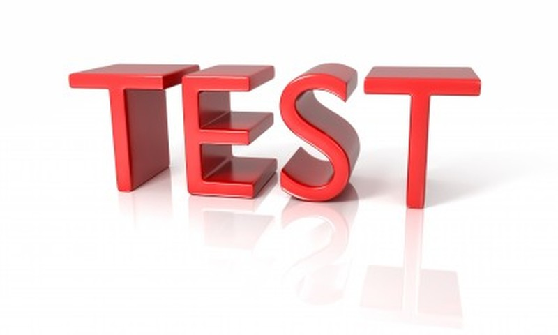 Testo rezultatai - puikūs!