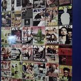 Mano skaitytų žurnalų siena