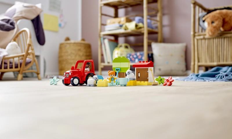 Kaip lavinti vaiko vaizduotę ir kūrybiškumą žaidžiant?