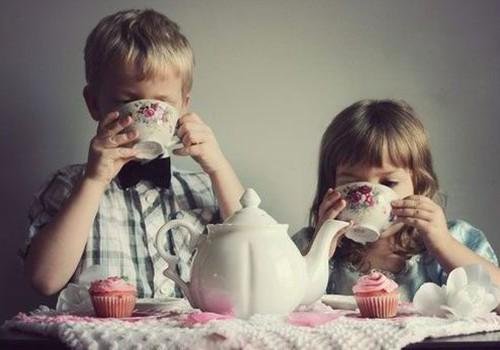 Žolelių arbatos vaikams: ką būtina žinoti?
