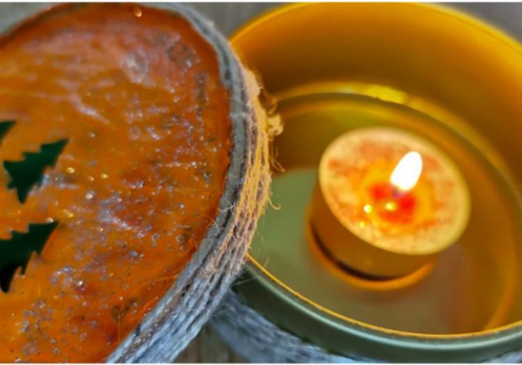 Žvakidė arba brangenybių dėžutė