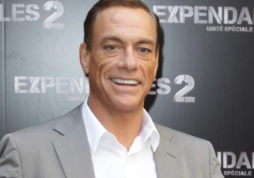 Jauniesiems Lietuvos karatistams - J.C. Van Damme'o kovinių triukų pamoka