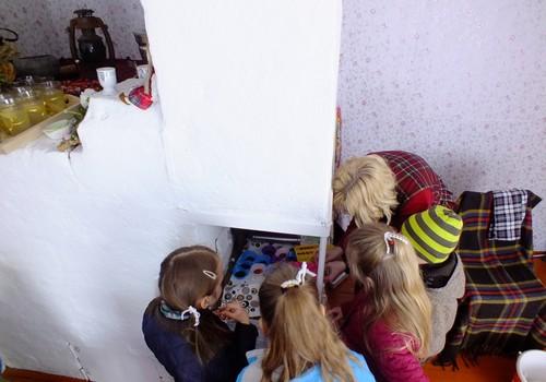 Švęskime vaiko gimtadienius...su lietuvių liaudies tradicijomis