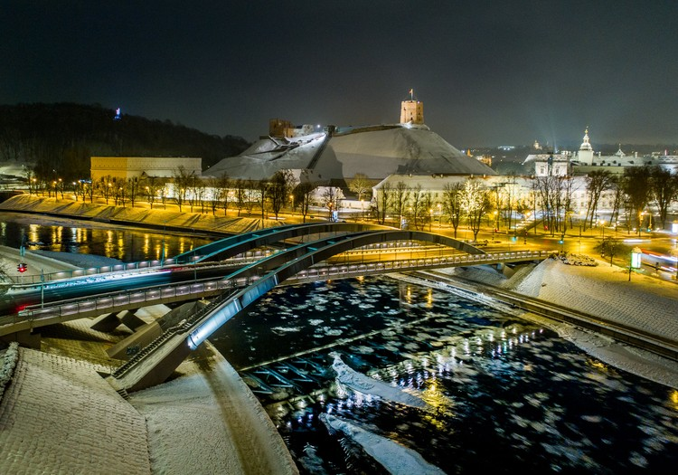 Vilniaus universitetas sostinei gimtadienio proga dovanoja nuotaikingas istorijas apie Vilnių