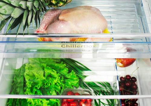 Kokius maisto produktus šaldyti ir kaip?
