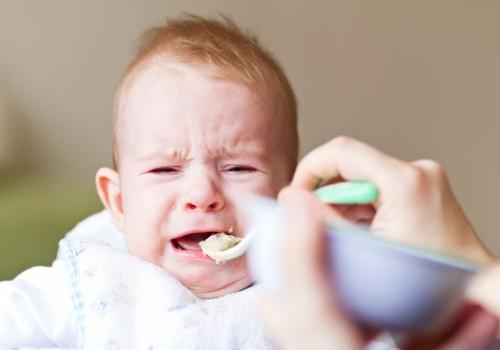 Ar versti vaiką valgyti?