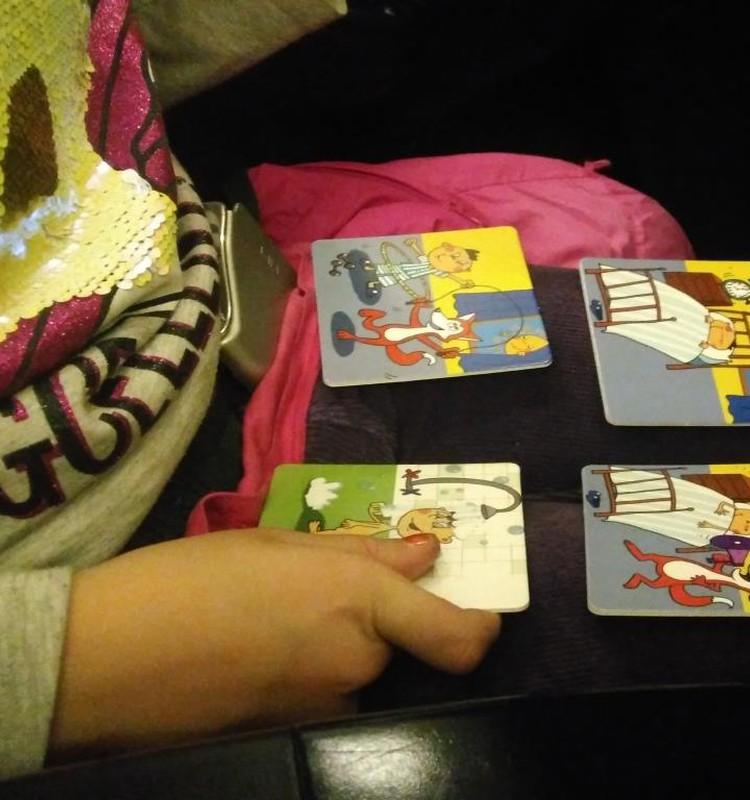 Istorijų kortelės