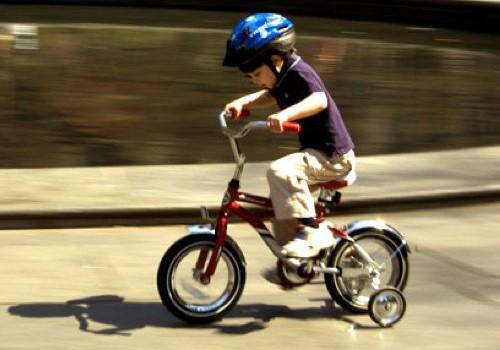 Mokote mažylį važiuoti dviračiu? Dalyvaukite MK laidoje