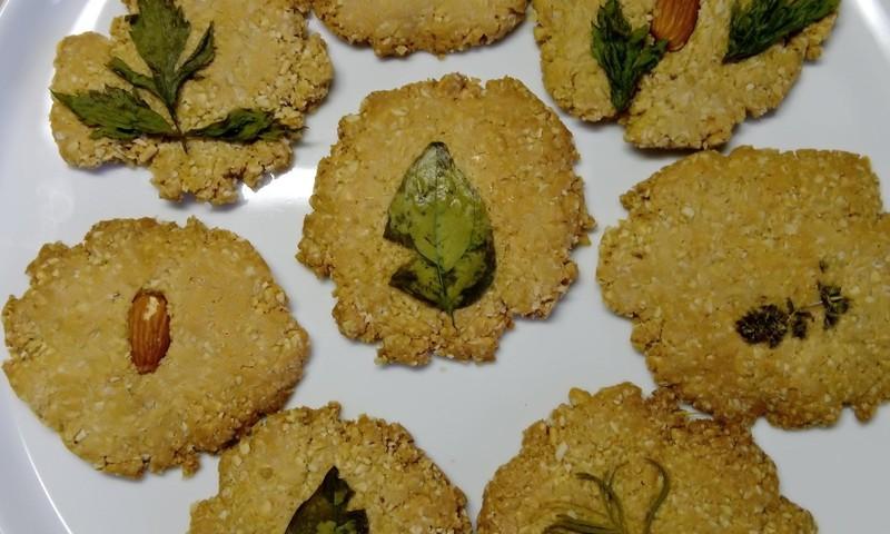 Sausainiai su inkliuzais