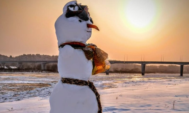 TOKIA MŪSŲ KASDIENYBĖ. Sniego magija