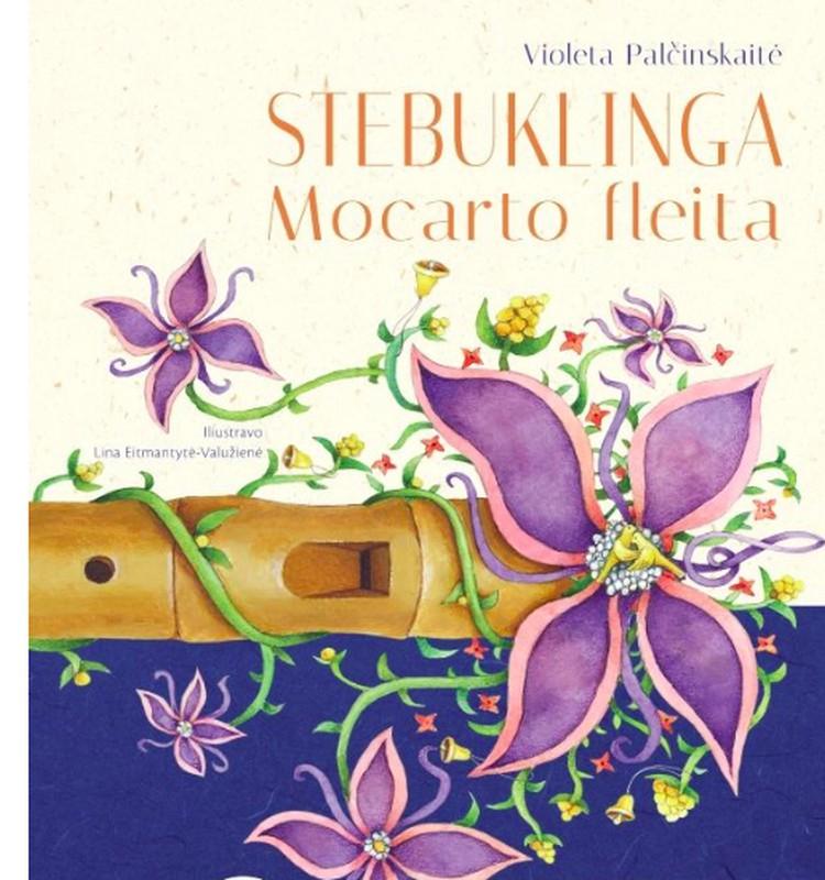 """Knygos konkursas: Laimėk """"Stebuklingą Mocarto fleitą"""""""