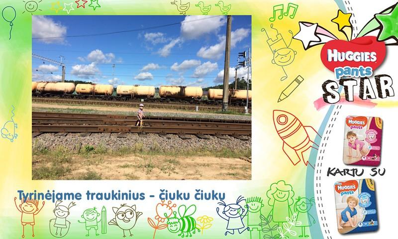 Traukiniai