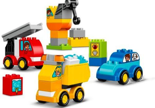 Konkursas FB: Laimėkite savo vaikui LEGO žaidimą!