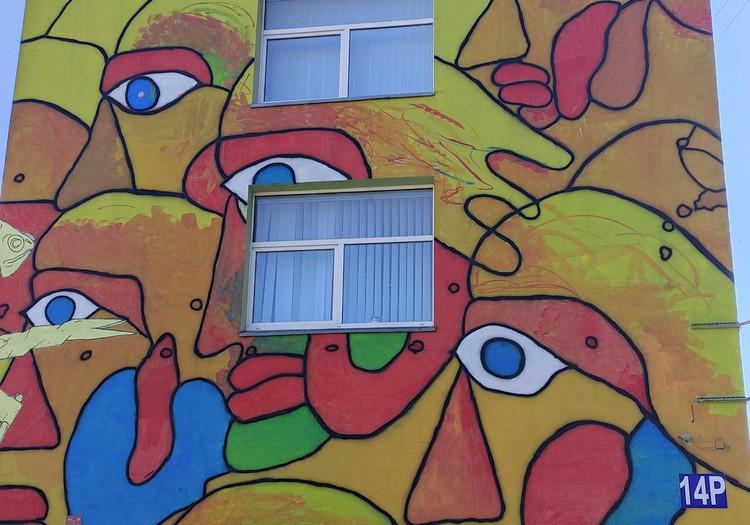Meno galerija Vytenio gatvės kieme