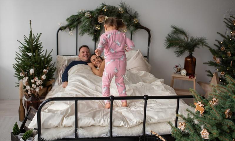 Padovanokite sau ir mylimiems žmonėms - švelniausią miegą!