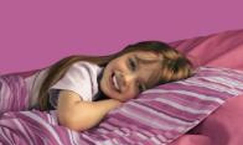 Ar Jūsų vaikutis prabunda šlapioje lovytėje?