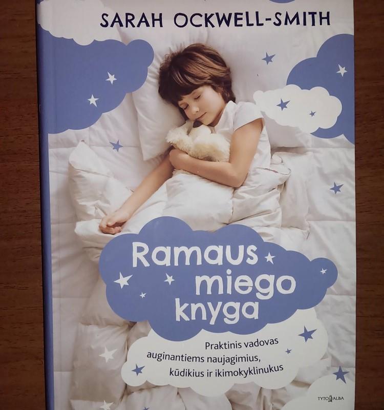 """""""Ramaus miego knyga"""" - apžvalga"""