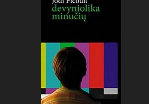 """Jurgitos recenzija: Knyga tėvams ir jų vaikams - Jodi Picoult """"Devyniolika minučių"""""""