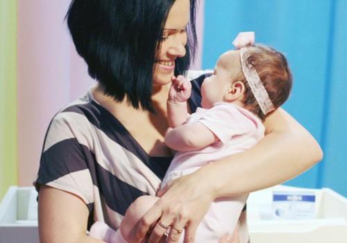 Ar kūdikis gali valgyti kas valandą?