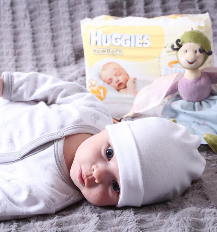 Pirmasis kūdikio gyvenimo mėnuo