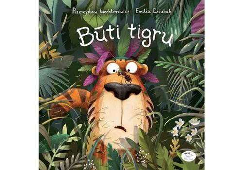 """Knygą """"Būti tigru"""" netrukus vartys vienas iš mažųjų konkurso dalyvių"""