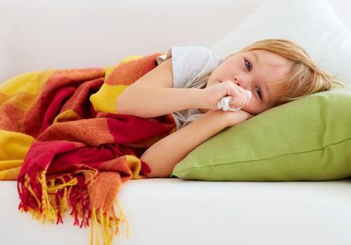 Vaikas peršalo: kokiais atvejais būtina kreiptis į gydytoją?