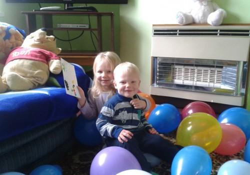 Danielius atšventė 2-ąjį gimtadienį!