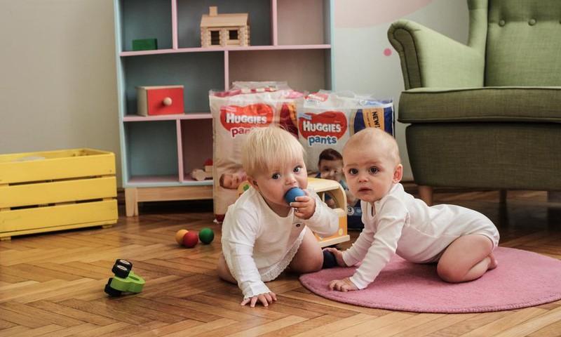 Kuo mažyliui leisti žaisti, sulaukus 1 metų?