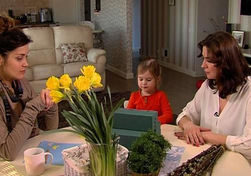 TV Mamyčių klubas 2014 04 19: ruošiamės Velykoms ir susipažįstame su aktyvia mama Gerda
