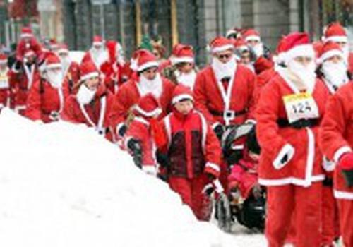 Kalėdinis bėgimas kviečia ir vaikučius!