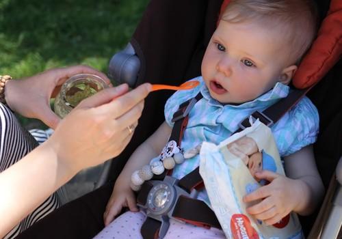 Mažylio mityba vasarą: peržengiame įprasto maitinimo ribas