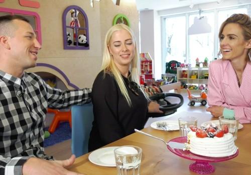 VIDEO: Apie ką svajoja dainininkas Karolis Akulavičius?