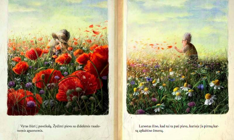 """Knygą """"Atgijęs namas"""" keliauja... pas vieną gerą vaiką :)"""