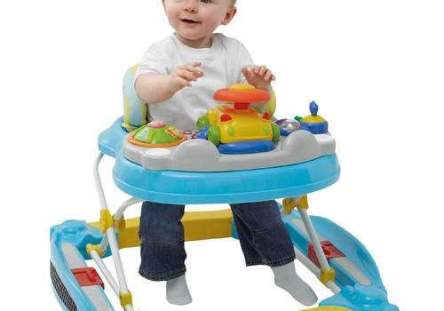 Kineziterapeutė: naudojantis vaikštyne vaikai pradės vaikščioti vėliau!