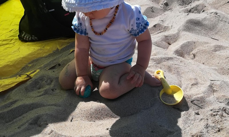 Maudomės su Huggies Little Swimmers!